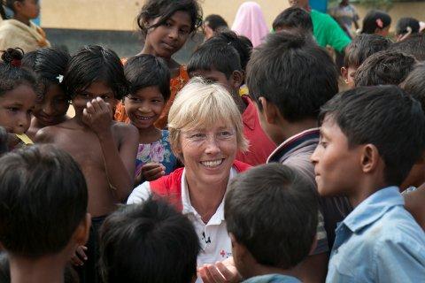 Anne Signe Hørstad har gjennom seks uker opplevd mye i Kutupalong i Bangladesh.
