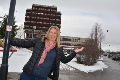 KLAR: Ordfører Merete Myhre Moen er klar for den andre Norsk Spekematfestival.