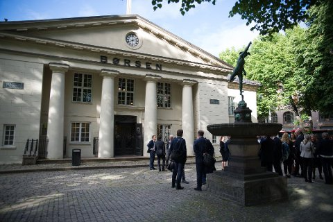 PÅ BØRS: Nå kan man handle Sparebank 1 Østlandet-egenkapitalbevis.