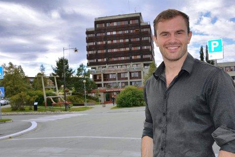 DEBATT: Per Martin Sandtrøen (Sp) vil ha debatt rundt hvordan ringvirkningene fra Norsk helsearkiv på Tynset skal kunne utnyttes.