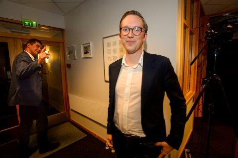 ERSTATTES: Kristian Tonning Riise vant en knallhard nominasjon mot Gunnar A. Gundersen i 2017. Nå er jakten i gang på å finne en ny Høyre-topp i Hedmark.