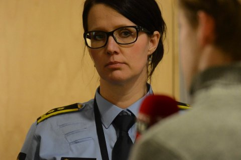 TILBAKEHOLDEN: – Vi går ikke i detalj på hvordan den taktiske etterforskningen foregår, sier politiadvokat Julie Dalsveen.