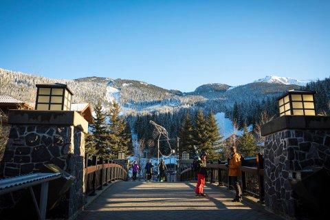 VIL LÆRE: Destinasjon Trysil inviterer sine medlemmer med på studietur til Whistler Mountain i Canada i sommer. Formålet er å få inspirasjon og kunnskap til å gjøre Trysil enda bedre som turistdestinasjon.