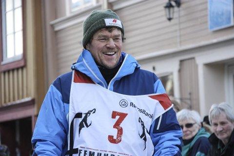 Lars Monsen har inngått en ett-årig avtale med Femundløpet, med opsjon til forlengelse. Arkivfoto: Tor Enget