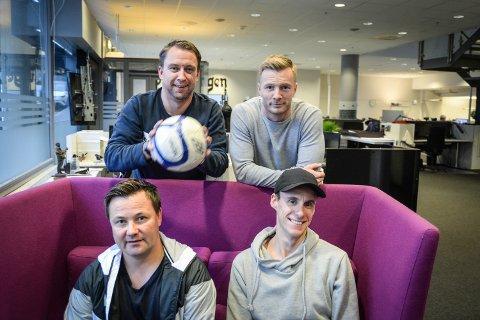SOLUNG: Stian Aasen har spilt i blant annet Sundet, Flisa, Vålerenga og Fæssa. Han har trent KIL ned fra 1. divisjon. Nå gjester han podden.