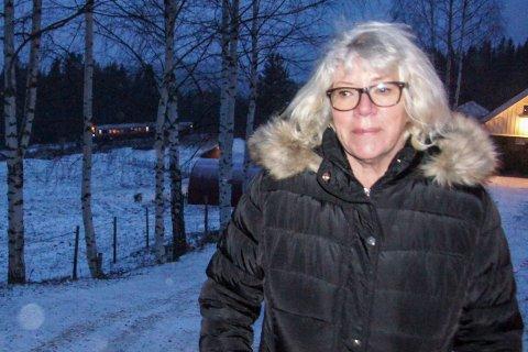 Hanna Aaraas fra Stange var blant de første som kom ut av toget som kolliderte med et vogntog på en planovergang på Rørosbanen mellom Atna og Koppang.