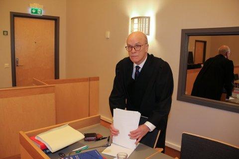DØMT: Advokat Jan Erik Myrvolds klient, en lærer i Sør-Odal, er dømt for vold mot en av sine elever.