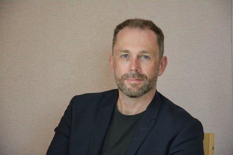 VIL SKAPE TRYGGHET: Prost Ole Kristian Bonden sier at det vil være en krevende tid for kirken og samfunnet framover.