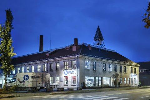 Super Hamar Dagblad - Slik skapte de Hedmarks eldste møbelforretning RV-86