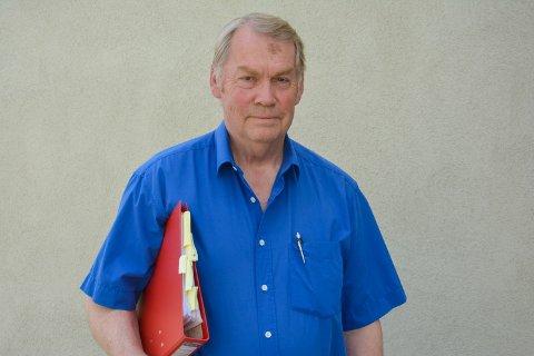 SATTE SEG INN I STRØMFORSKRIFTENE: Ole Kristian Sørlie har satt seg inn i forskriftene, og fant ut at han ikke hadde fått det han har krav på.