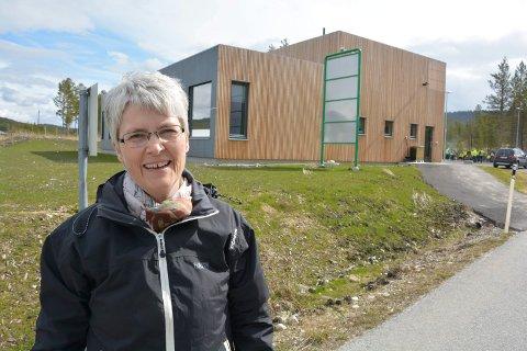 GLAD: Hanne Maageng Olsen er kommunikasjonssjef i Fjellregionen Interkommunale Avfallsselskap (FIAS).