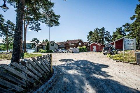 TJENER STORE PENGER: Brunstad Kristelige Menighet i Østfold, tidligere kjent som Smiths venner, har god og solid økonomi. Her fra organisasjonens lokaler i Skjærviken. Foto: Geir A. Carlsson