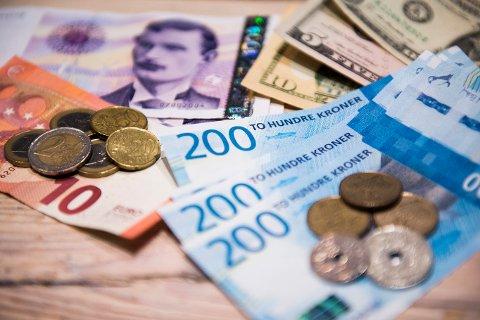 FÅR TILBAKE PENGER: 2,7 millioner nordmenn får penger tilbake på skatten.