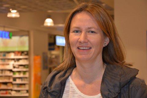 Merete Myhre Moen sp ordførerkandidat i Tynset