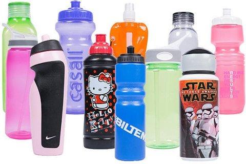 Forbrukerrådet har testet drikkeflasker for barn.