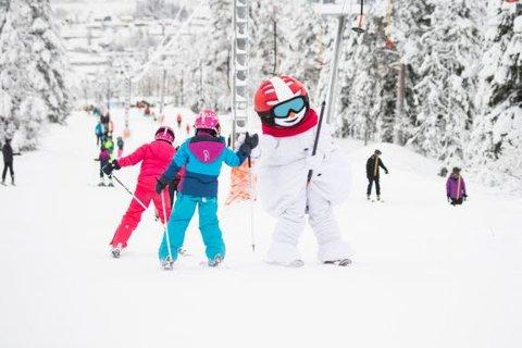 Valle får også nytt barneområde i Trysil til vinteren. Foto: Ola Matsson
