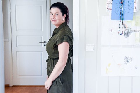 SNART FRISKMELDT: Det er ei drøy uke siden en treningsøkt gjorde Celine Berg akutt syk. Foto: Siw Nakken