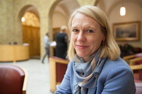 FORLIK: – Det er en fordel med store investeringer, at det er bredest mulig flertall bak, sier forsvarspolitisk talsperson i Arbeiderpartiet Anniken Huitfeldt. Hun avviser ikke et forsvarspolitisk forlik om en ny langtidsplan med regjeringen.