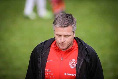 NEDTUR: Jarl André Storbæks menn sviktet da det gjaldt som mest lørdag.