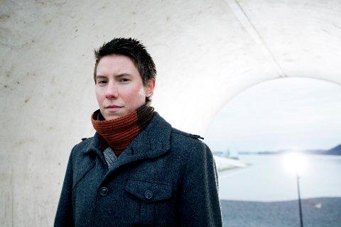 NOMINERT: Forfatteren Kristin Fridtun i Elverum, kan vinne den norske Språkprisen.