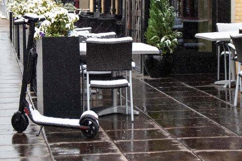 FYLLEKJØRING: Julebord og elsparkesykler bekymrer forsikringsselskap. Foto: Shutterstock (Tryg Forsikring)