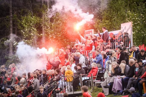 Lokaloppgjøret som hadde alt. Engerdal - Trysil FK endte 3-3 på Heggeriset Stadion og inneholdt alt.
