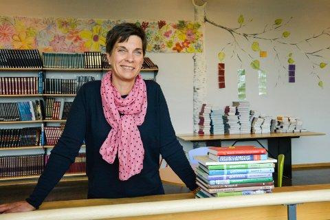 REKTOR: Hjørdis Bjølseth er rektor ved Elverum ungdomsskole.