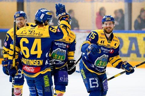 Storhamars nye trenerduo er klar. Foto: Fredrik Hagen / NTB scanpix