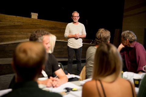 ULIKHETER: Regissør Petter Næss er opptatt av av ulikheter skaper urettferdighet.