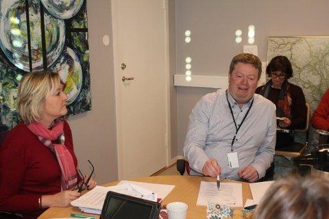 VIL BLI RÅDMANN: Tidligere rådmann i Grue, Geir Kvisten, vil bli rådmann i Sel i Gudbrandsdalen.