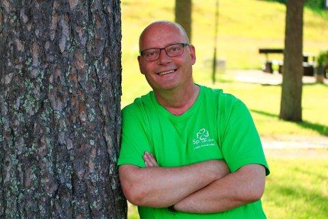 ORDFØRER: Lars Erik Hyllvang representerer Samlingslista i Engerdal.