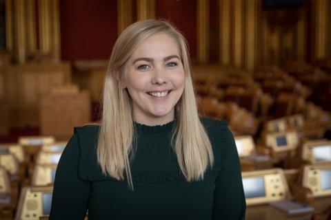 REAGERER: Mari Holm Lønseth (H) mener de nye reglene fra Helsedirektoratet er bare egnet til å provosere. Foto: Hans Kristian Thorbjørnsen