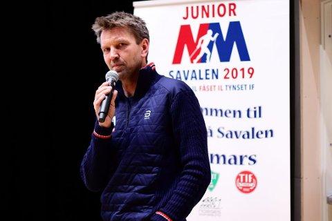 SØKER OM NORGES CUP: Geir Schjølberg, som var rennleder da Savalen skiarena sist hadde et stort mesterskap, junior-NM i 2019, bekrefter at det er sendt en søknad om å få Norges Cup i langrenn til Savalen neste sesong.