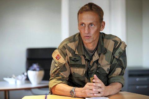 STORT TAP: Spesialjeger Tor Arne Lau-Henriksen ble drept i Afghanistan i 2007. - Det er noe jeg alltid vil bære med meg, sier forsvarssjef Eirik Kristoffersen.