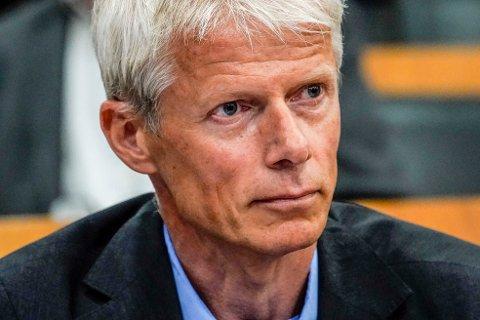 Nav-direktør Hans Christian Holte sier det vil ta tid før norsk arbeidsmarked vil bli friskmeldt etter koronakrisen.