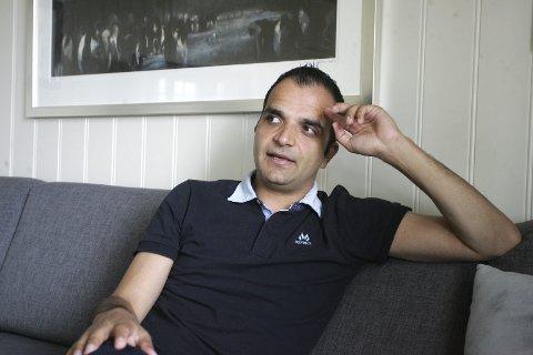 BLIR SJEF: Svein Erik Edvartsen blir daglig leder og styreleder i det nystiftede selskapet Xide Innlandet AS. Nå satser han i Kongsvinger og omegn.