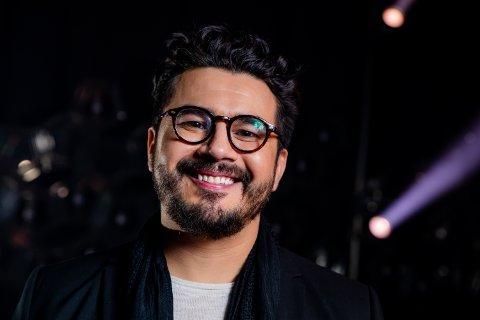 STJERNE: Chris Medina er kjent fra store scener. 18. februar har han intimkonsert på Budor Gjestegård i Løtenfjellet.