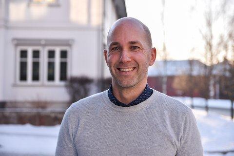 NY PÅ JOBBEN: Cato Edvardsen gikk fra Sparebank1 Østlandet til Tolga-Os Sparebank i januar.