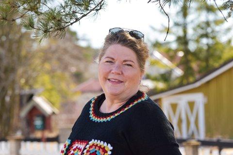 NAV-LEDER: Kersti Grindalen er leder for Nav i Elverum. Fire uker etter at Norge stengte, har 1016 søkt om dagpenger fordi de er permittert.