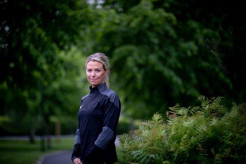 FÅTT SANSEN FOR LØPING: Trening, og spesielt løping, har fått en større plass i hverdagen til 32-åringen etter fjorårets hendelse.