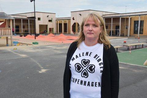 SENDT HJEM: Rita Ragnhildsløkken har sendt hjem to avdelinger i barnehagen etter at en forelder har testet positivt på koronatest.