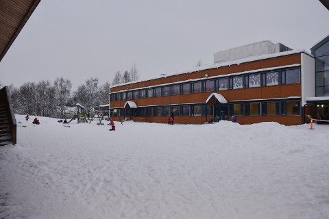 I KARANTENE: To klasser på Innbygda skole i Trysil er satt i karantene som følge av smittespredningen i kommunen.
