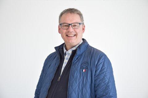 Lars Kiplesund, sektorsjef for familie- og helsesektoren i Elverum kommune.