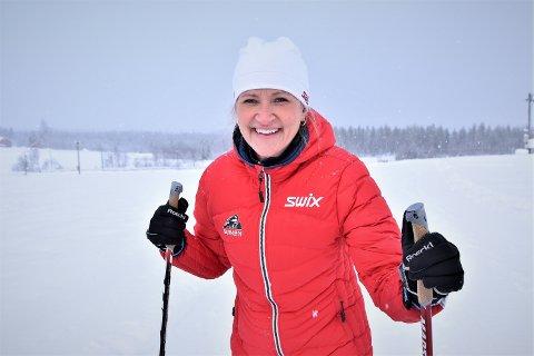 TAKKNEMLIG: - Å få jobb i Birken var som å vinne i Lotto, sier Randi Bolstad fra Rena. Etter 14 hektiske år år skifter hun nå jobb og pendler til Elverum.