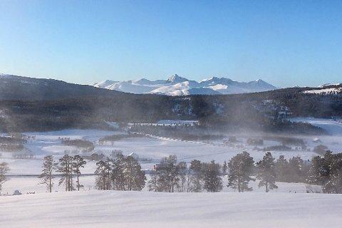 BLIR DET 40: Det var 38 minusgrader i Folldal natt til tirsdag. Meteorologen svarer på om vi får se 40-tallet.