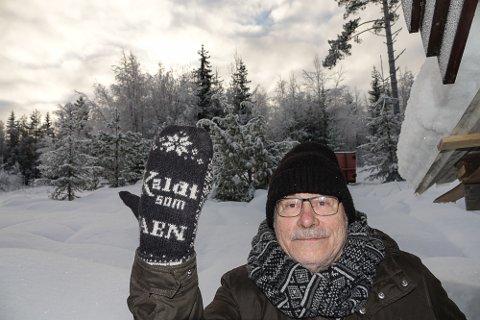 FORTSETTER: – Kulda fortsetter nok en stund til. Men det er bare noen få steder det blir så kaldt som i tidligere trider, sier værprofet Svein Sparby.