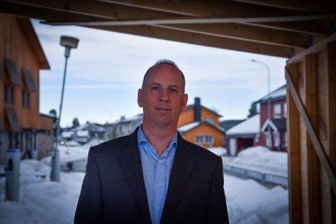 STUDNETER: Kommuneoverlege Ole Lohmann har bedt studentene på Rena om å teste seg etter festing i helga.