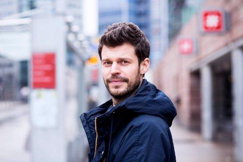 NULL STØTTE: Bjørnar Moxnes (Rødt) får ingen støtte fra Hedmarksbenken på Stortinget til sykehusforslaget sitt.