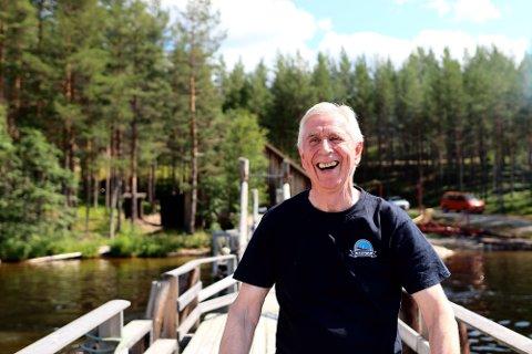 TAR IKKE GJENVALG: - Nå er det på tide at andre krefter tar over, sier avtroppende leder John Fiskvik i Rendalen Næringsforening.
