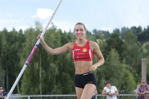 OL-klar: Moelv og Ringsaker får med en utøver til OL i Tokyo i sommer. Lene Onsrud Retzius er tatt ut.